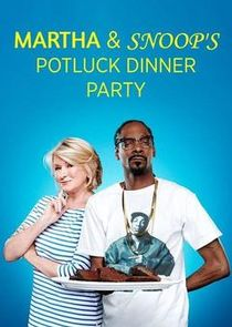 Martha & Snoop's Potluck Dinner Party small logo