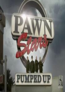 Pawn Stars: Pumped Up small logo