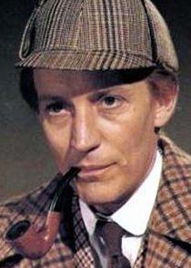 Geoffrey Whitehead Sherlock Holmes