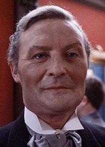 Donald Pickering Doctor Watson