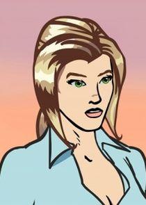 Rebecca Massey Special Agent Maddie Riggs