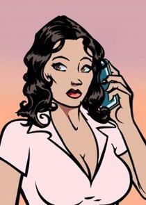 Lucia Mastrantone Special Agent Veronica Delane (V.J.)