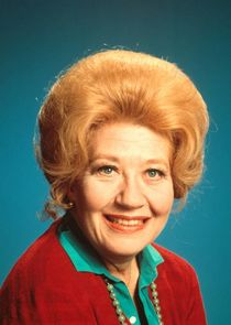 Charlotte Rae Edna Garrett