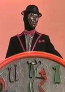 Sam Prest Clock Robot