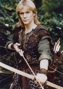 Jason Connery Robin Hood / Robert of Huntingdon