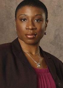 Aisha Hinds Lt. Maureen Mason