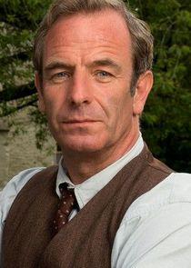 Robson Green Police Inspector Geordie Keating