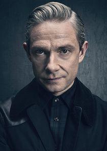 Martin Freeman Dr. John Watson