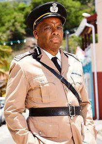 Commissioner Selwyn Patterson