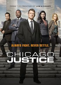 Chicago Justice small logo