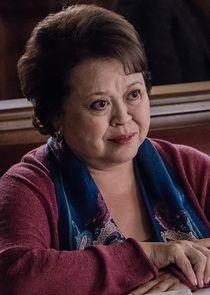 "Ida Perez ""Mama P"""