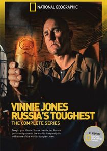 Vinnie Jones: Russia's Toughest