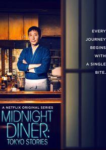 Midnight Diner: Tokyo Stories (Shin'ya shokudô) Poster