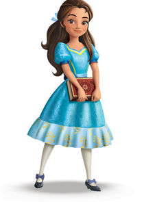 Jenna Ortega Princess Isabel