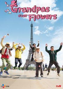 Grandpas Over Flowers