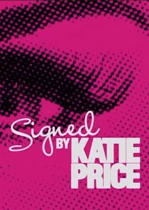 Signed by Katie Price