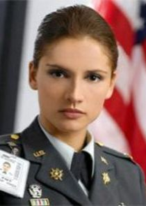 Leonor Varela Lt. Col. Cat Rodriguez