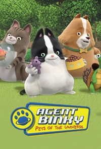 Agent Binky: Pets of the Universe
