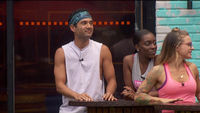 Live Eviction (2) & Head of Household (3)