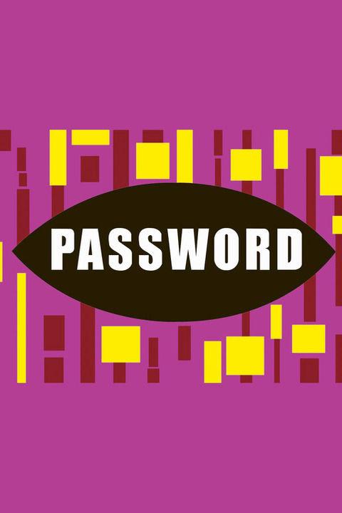 Password (US) Logo