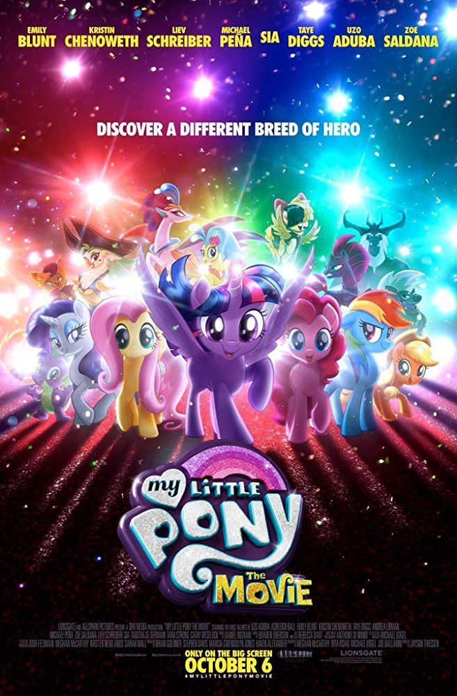 My Little Pony: Friendship is Magic - My Little Pony: The Movie extra