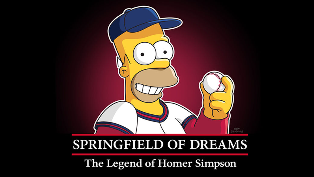 The Simpsons - Springfield of Dreams: The Legend of Homer Simpson extra