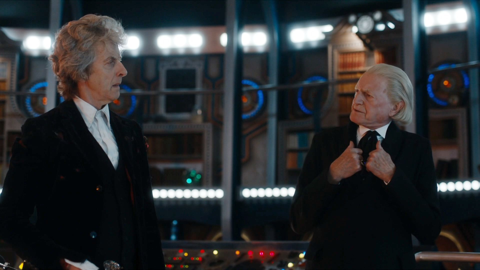 Doctor Who - Twice Upon a Time extra