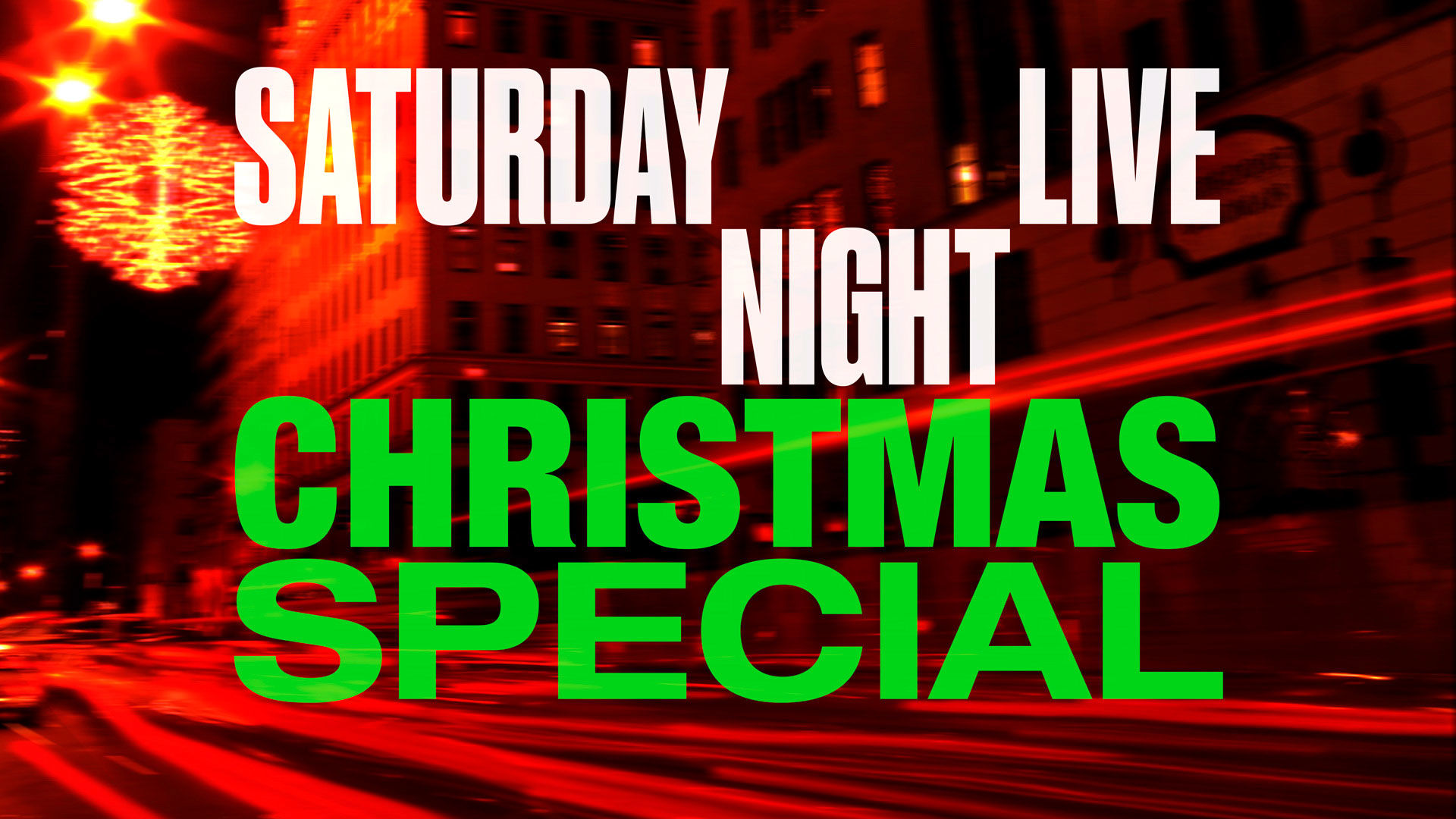 Saturday Night Live - A Saturday Night Live Christmas Special extra