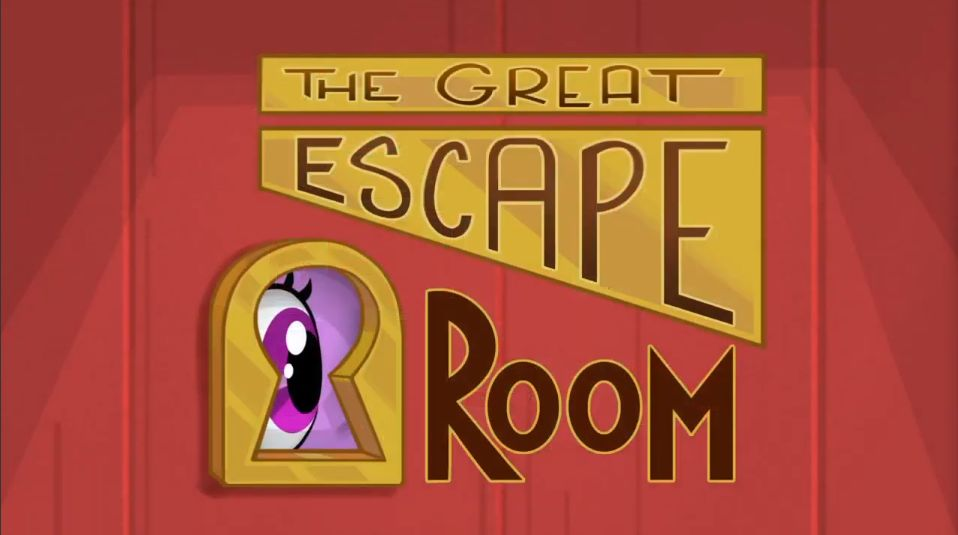 My Little Pony: Friendship is Magic - Best Gift Ever - The Great Escape Room extra