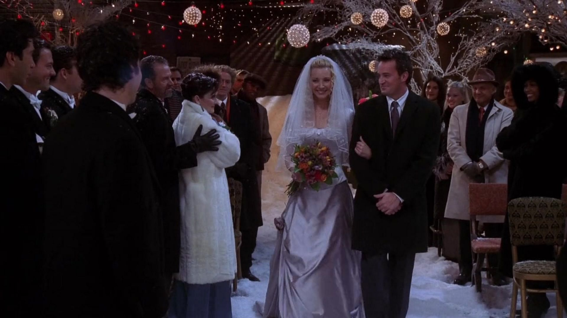 The One With Phoebe's Wedding - Friends S10E12 | TVmaze