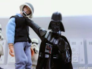 Robot Chicken - Star Wars Episode II extra