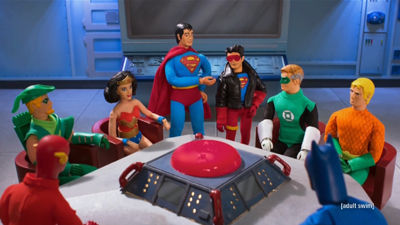 Robot Chicken - DC Comics Special II: Villains in Paradise extra