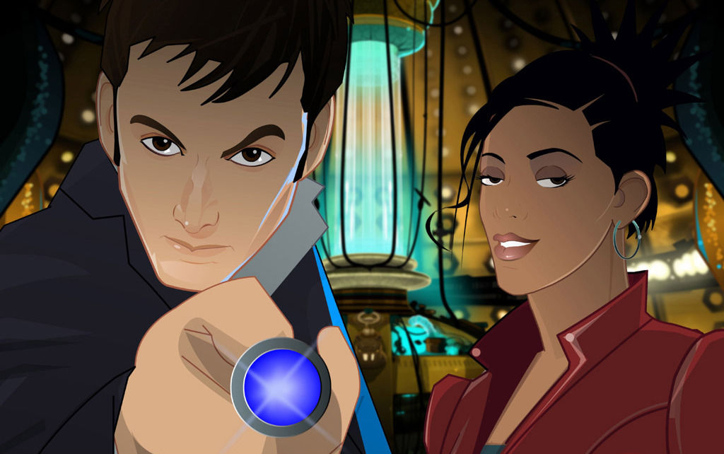Doctor Who - The Infinite Quest extra