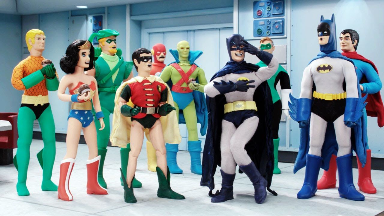 Robot Chicken - DC Comics Special III: Magical Friendship extra