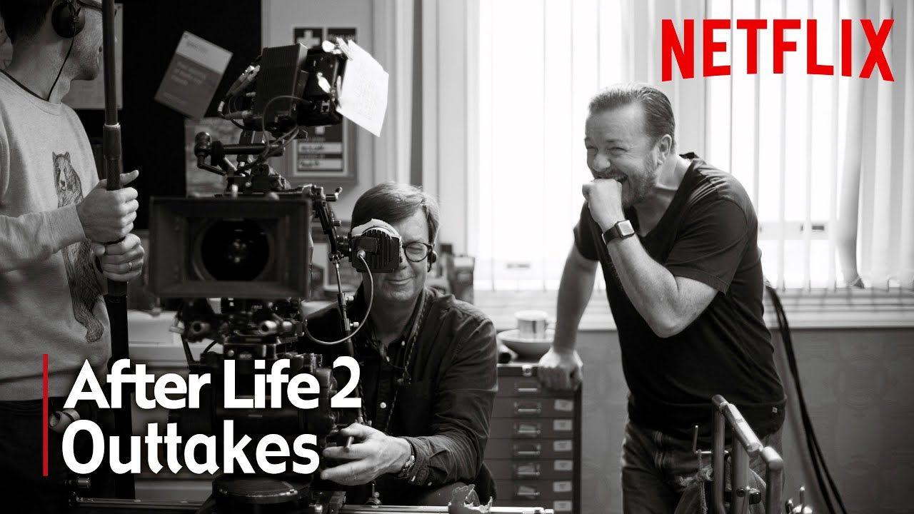 After Life - After Life Season 2 Outtakes különkiadás
