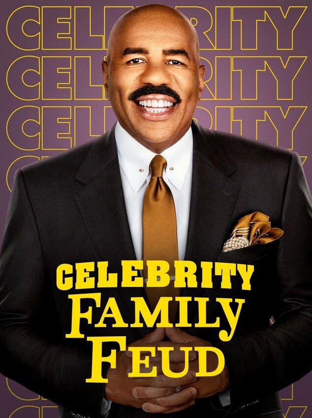 Celebrity Family Feud Logo