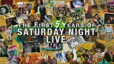 Saturday Night Live - Live from New York: The First 5 Years of Saturday Night Live extra