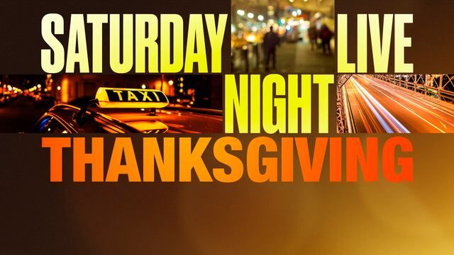 Saturday Night Live - A Saturday Night Live Thanksgiving extra
