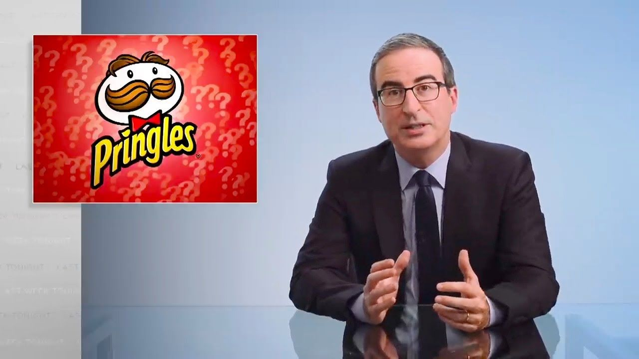 Last Week Tonight with John Oliver - Pringles Update (Web Exclusive) extra