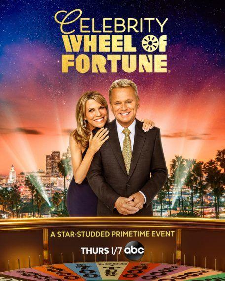 Celebrity Wheel of Fortune Logo