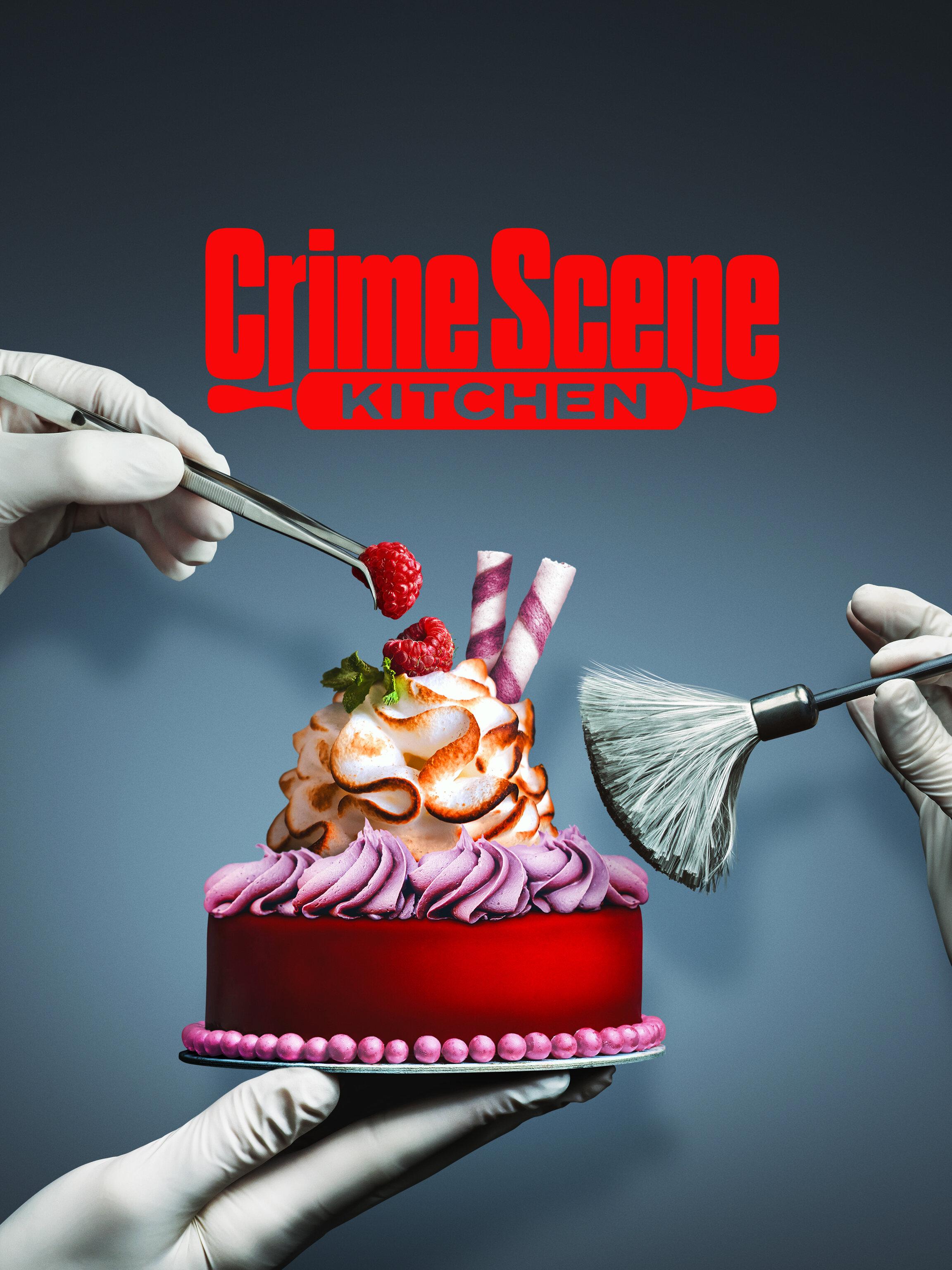 Crime Scene Kitchen Logo