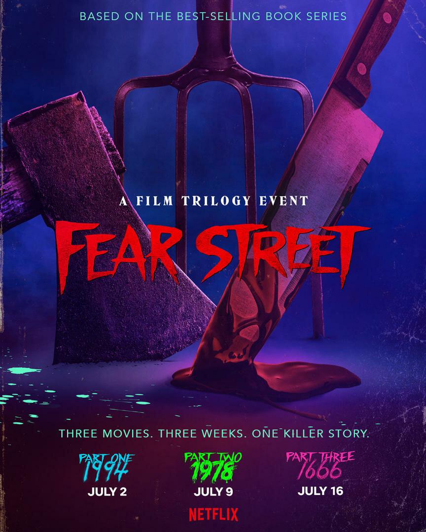 Fear Street: Miniserie (2021)