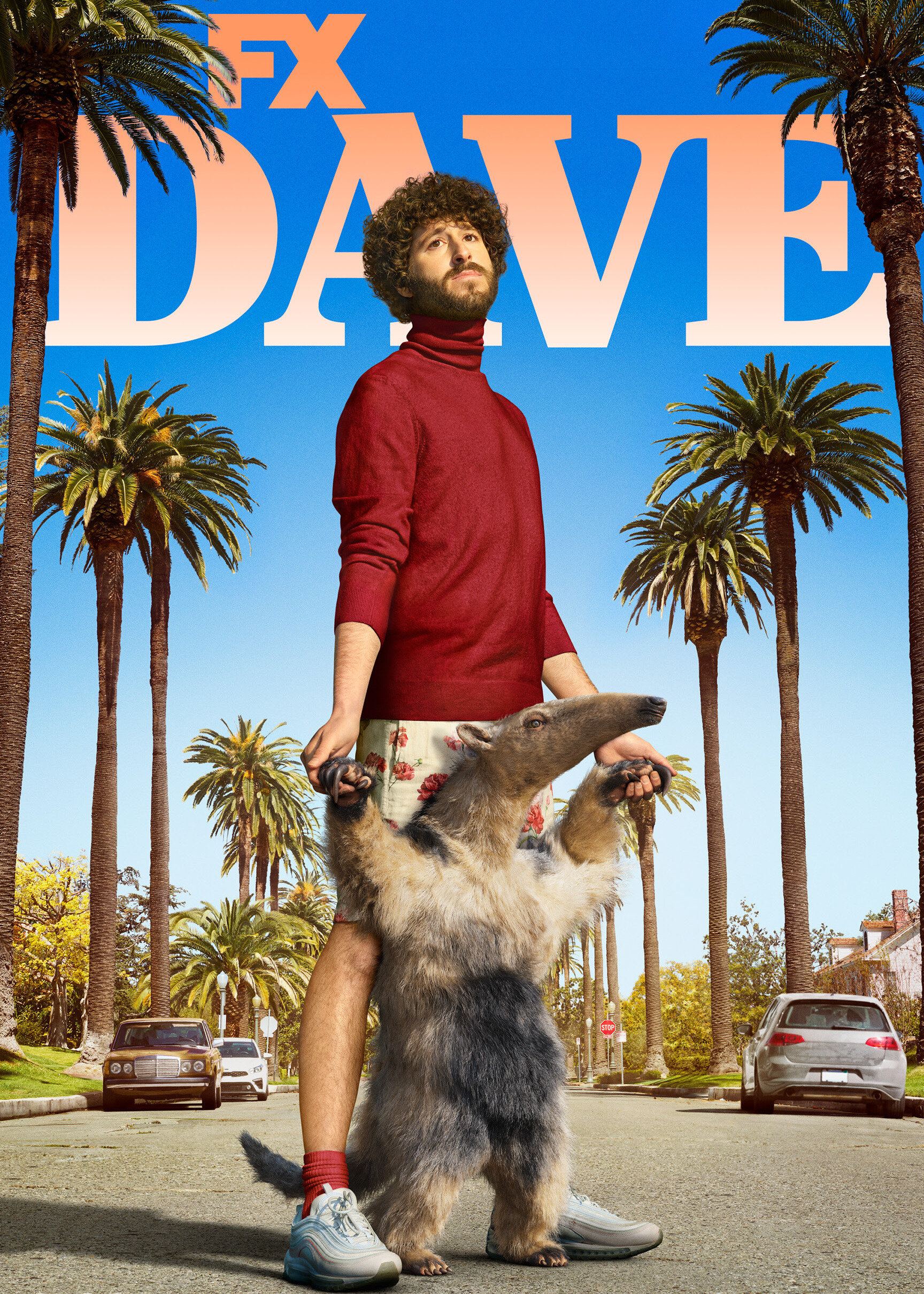 Poster of TV show DAVE