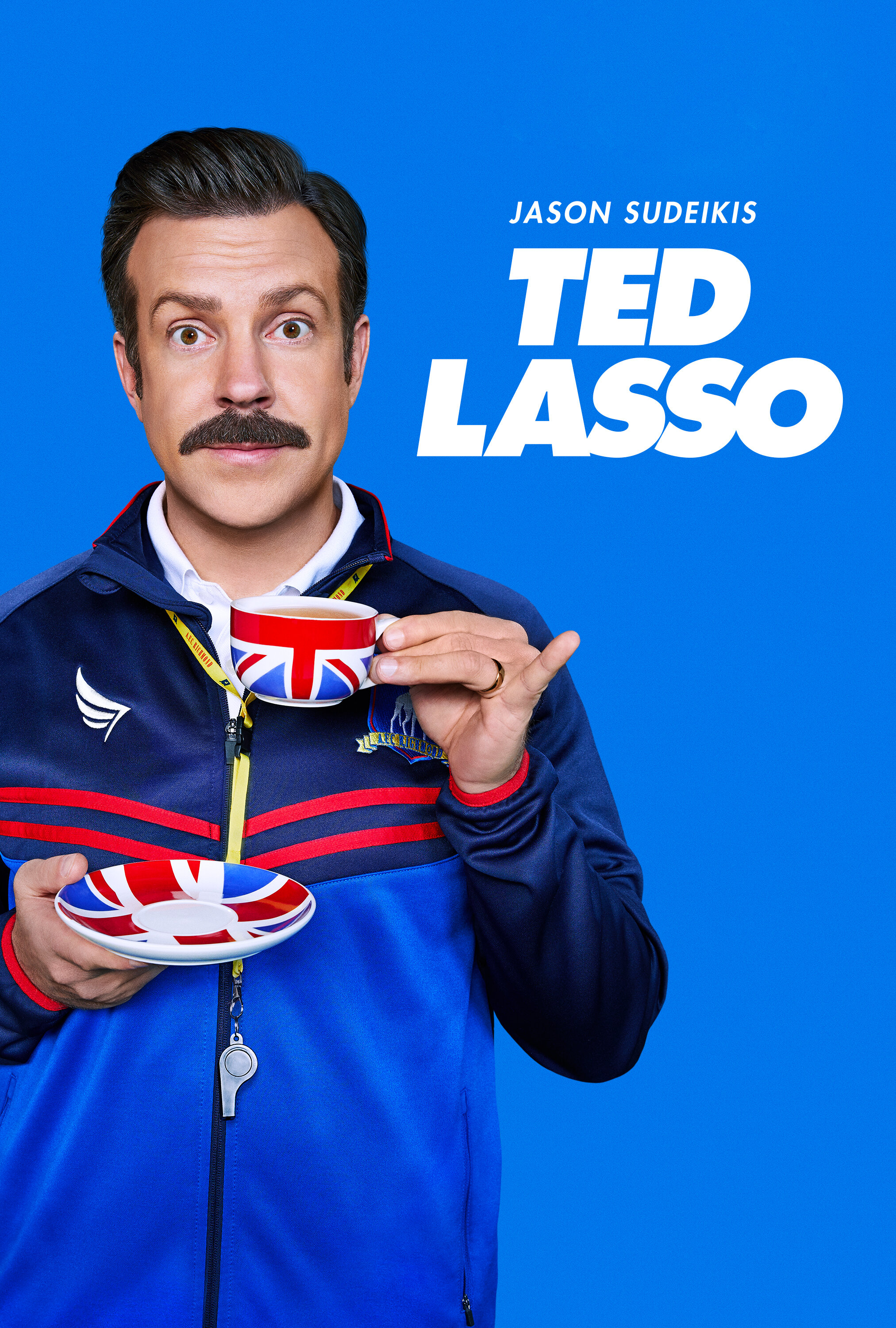Poster of TV show Ted Lasso