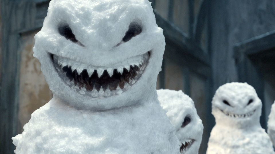 Doctor Who - The Snowmen extra