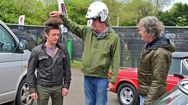 Top Gear - The Big Send Off Special extra