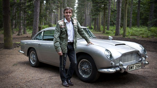Top Gear - 50 Years of Bond Cars extra