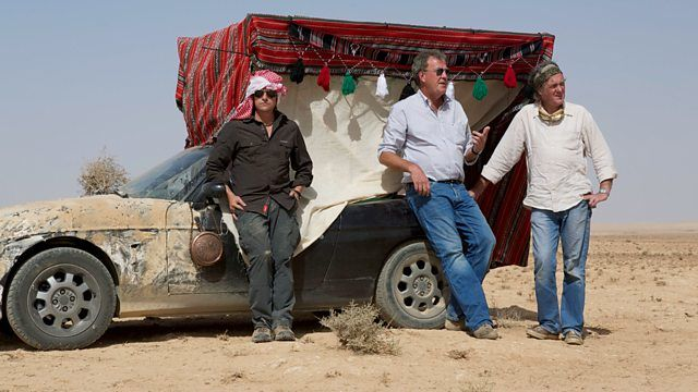 Top Gear - Middle East Special extra