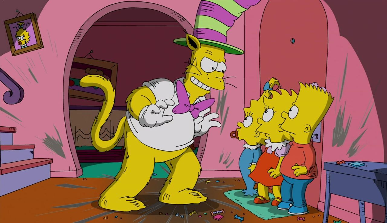 Treehouse of Horror XXIV - The Simpsons S25E02 | TVmaze