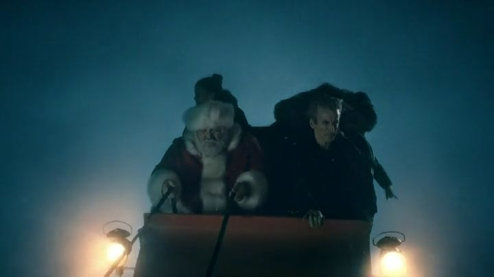Doctor Who - Last Christmas extra